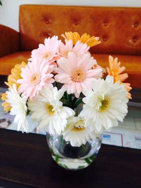 今月のお花は?